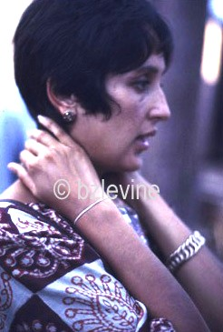 Joan Baez at Woodstock 1969